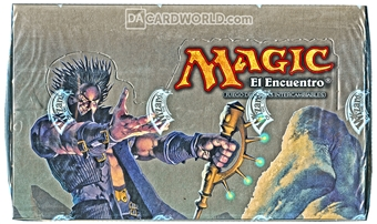 Magic the Gathering Onslaught Booster Box - Spanish