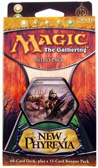 Magic the Gathering New Phyrexia Intro Pack - Artful Destruction