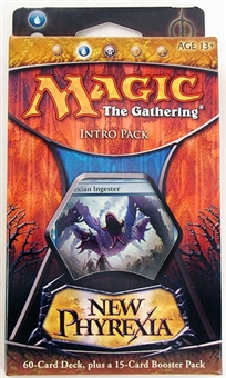 Magic the Gathering New Phyrexia Intro Pack - Devouring Skies