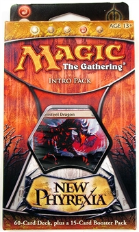Magic the Gathering New Phyrexia Intro Pack - Life for Death