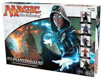 Magic the Gathering: Arena of the Planeswalkers Board Game (WotC)