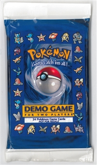 Pokemon 1998 2-Player Demo Game Pack E3