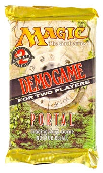 Magic the Gathering Portal 1 Demo Game for Two Players