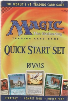 Magic the Gathering Quick Start Set Rivals Box