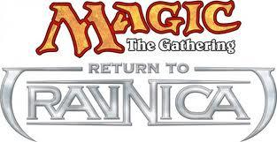Magic the Gathering Return to Ravnica A Complete Set NEAR MINT (4 foils!)