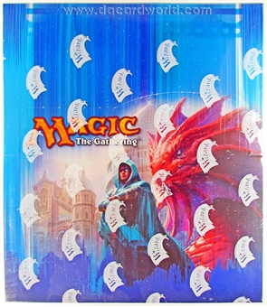 Magic the Gathering Return to Ravnica Intro Pack Box