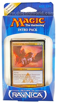Magic the Gathering Return to Ravnica Intro Pack - Azorius Advance