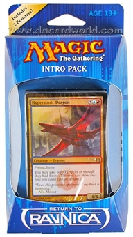 Magic the Gathering Return to Ravnica Intro Pack - Izzet Ingenuity