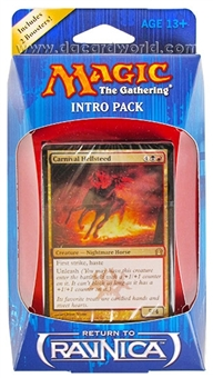 Magic the Gathering Return to Ravnica Intro Pack - Rakdos Raid