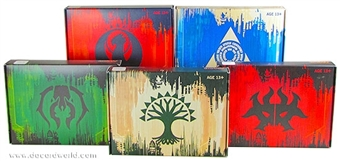 Magic the Gathering Return to Ravnica Pre-Release Box - Set of 5