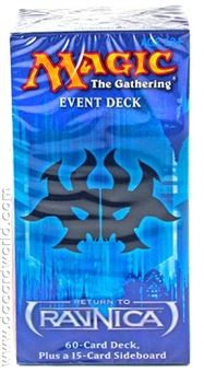 Magic the Gathering Return to Ravnica Event Deck - Wrack and Rage