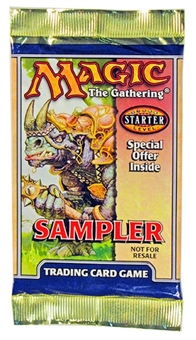 Magic the Gathering Starter 2000 Sampler Pack