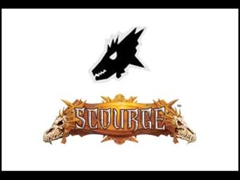 Magic the Gathering Scourge A Complete Set SLIGHT PLAY (SP)