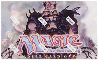 Magic the Gathering Tempest Tournament Starter Deck Box