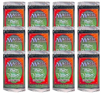 Magic the Gathering Homelands Booster Pack (Lot of 12) - French Edition