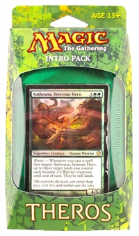 Magic the Gathering Theros Intro Pack - Anthousa's Army