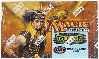 Magic the Gathering Torment Precon Theme Deck Box
