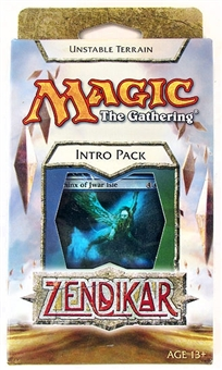 Magic the Gathering Zendikar Intro Pack - Unstable Terrain