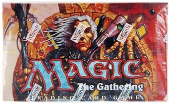 Magic the Gathering Urza's Saga Tournament Starter Deck Box