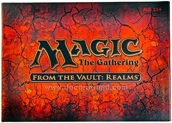 Magic the Gathering From the Vault: Realms Gift Box