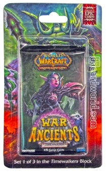 World of Warcraft Timewalkers: War of the Ancients Booster Pack (Blister)