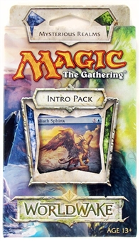 Magic the Gathering Worldwake Intro Pack - Mysterious Realms