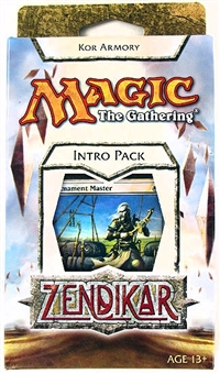 Magic the Gathering Zendikar Intro Pack - Kor Armory