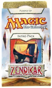 Magic the Gathering Zendikar Intro Pack - Pumped Up