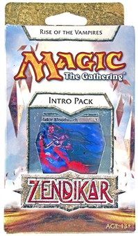 Magic the Gathering Zendikar Intro Pack - Rise of the Vampires