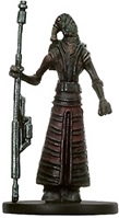 Star Wars Mini Bounty Hunter Mustafarian Soldier Figure