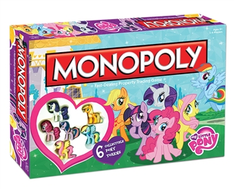 My Little Pony Monopoly Game (USAopoly)
