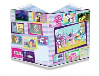 Ultra Pro My Little Pony 4-pocket Portfolio (Case of 12)