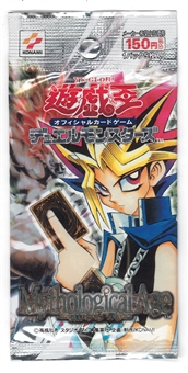 Konami Yu-Gi-Oh Mythological Age JAPANESE Pack