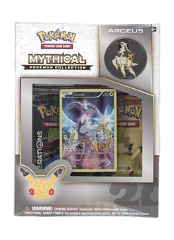 Pokemon: Mythical Pokemon Collection Box (Arceus)