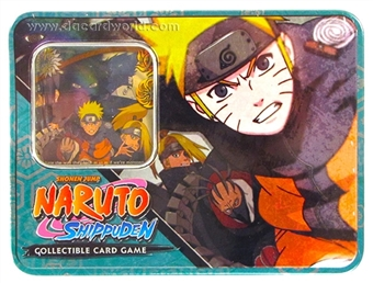 Naruto Fierce Ambitions - Tin C (Bandai)