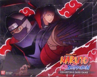 Naruto Will of Fire Booster Box (Bandai)