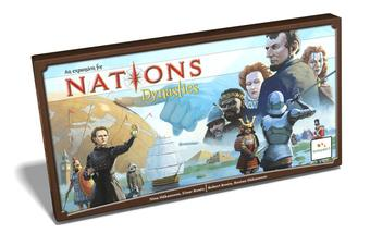 Nations: Dynasties Expansion (Asmodee)