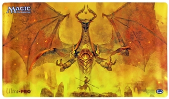 Ultra Pro Magic the Gathering M13 Nicol Bolas vs Planeswalker Playmat