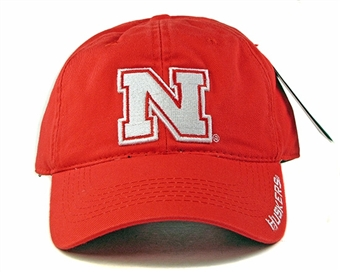 Nebraska Cornhuskers Outdoor Cap Adjustable Slouch Hat (One Size Fits Most)