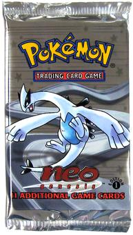 WOTC Pokemon Neo 1 Genesis 1st edition Booster Pack