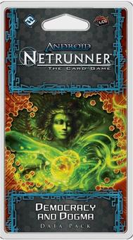 Android Netrunner LCG: Democracy and Dogma Data Pack (FFG)