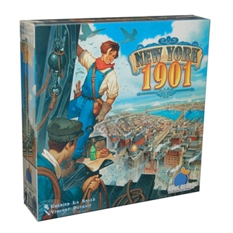 New York 1901 (Blue Orange Games)
