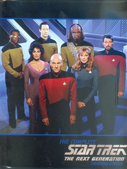 Star Trek The Next Generation Trading Cards Album/Binder