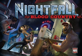Nightfall: Blood Country by Alderac