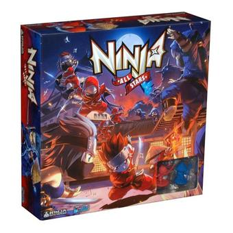 Ninja All Stars Board Game