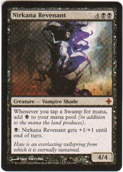 Magic the Gathering Rise of the Eldrazi Single Nirkana Revenant Foil