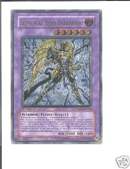 Yu-Gi-Oh Tactical Evolution Single Elemental Hero Darkbright Ultimate Rare
