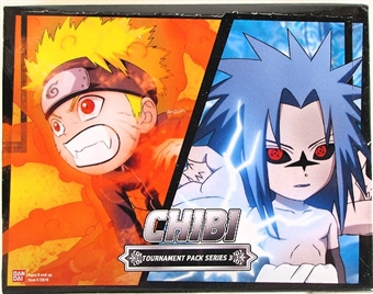 Naruto Tournament Packs Series 3 Booster Box (Bandai)
