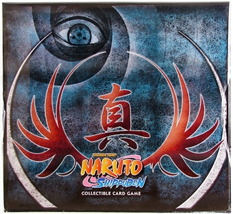 Naruto Shattered Truth Theme Deck Box (Bandai)