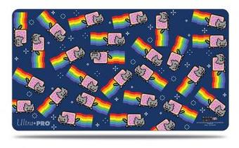 Ultra Pro Nyan Cat Swarm Playmat - Regular Price $17.99 !!!
